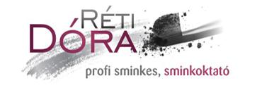 Réti Dóra – sminktanfolyam, sminkoktatás