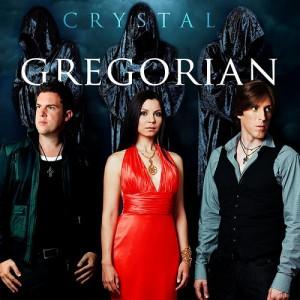 Crystal - Gregorian Cd borító smink