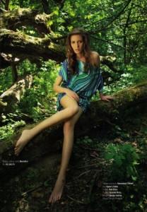 Fahion travel magazin - divat anyag natúr smink