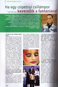 Szépítész magazin 2007 - Országos verseny öszetett 1. hely